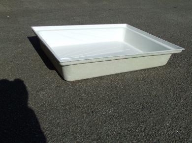 Fibreglass Shower Tray 24 x 24