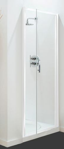 Petite Style Plus Bespoke Pivot Shower Door