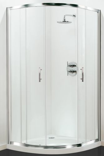 Petite Style Plus Quadrant Shower Door 1800mm x 900mm