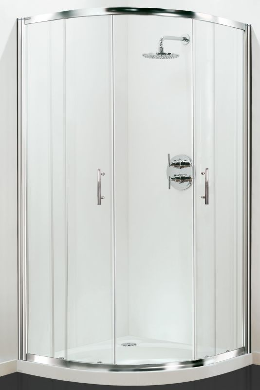 1800mm HIGH SHOWER DOORS